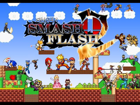A lot of fun with Super Smash Flash 2
